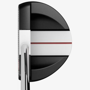 Odyssey O-Works R-Line CS Putter, Center Shafted mit Microhinge Roll-Technologie
