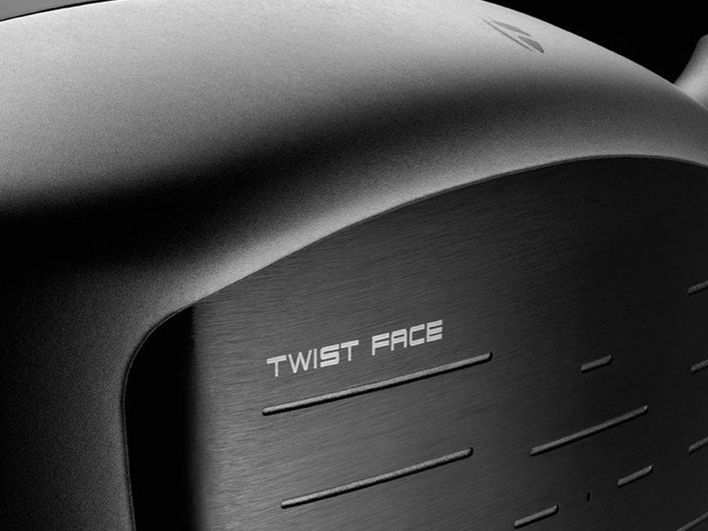 TaylorMade Twist Face