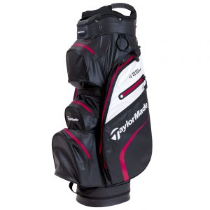 TaylorMade 2019 Deluxe Waterproof Cart Bag