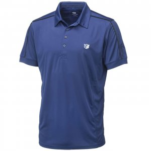 Wilson Staff Performance Perforation Poloshirt