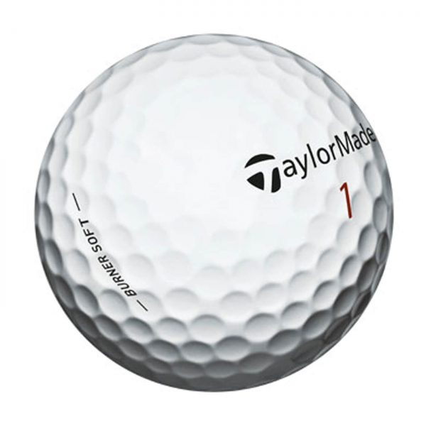 TaylorMade Burner Soft Golf Bälle