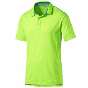 PUMA SS Tailored Tipped Poloshirt