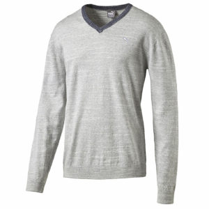 PUMA V Neck Sweater