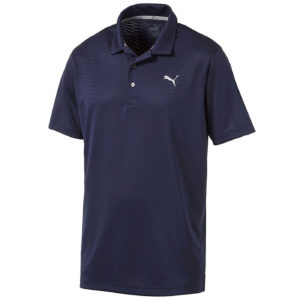 PUMA Body Map Jaquard Polo