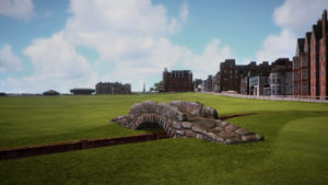 Play the World - St. Andrews Old Course - Virtual Golf